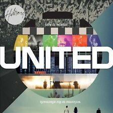 Live in Miami: Welcome to the Aftermath by Hillsong United (CD, Mar-2012, 2 Disc