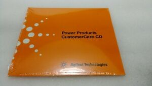 Agilent Power Products Customer Care CD 5964-8251