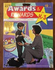 Awards And Rewards For K-3 Homeschool Book