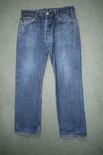 Levi's 501 Jeans, Blue W35  L30 Levi strauss denims worn