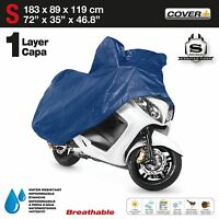 Sumex Entry Line Waterproof & Breathable Motorbike Motorcycle Bike Cover - SMALL