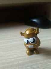 MOSHI MONSTER SERIES 1 SPECIAL GOLD SHELBY FIGURE