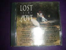 "RARE CD VA ""Lost In Love"" Kim Carnes, Naked Eyes, Sheena Easton  EMI Capitol"