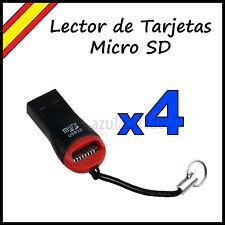 Lector de Tarjetas Micro SD USB Memoria 8 16 32 64 128 GB Pen Drive TF M2 x1 x4