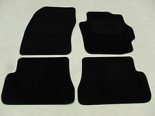 Mazda 3 2005-2009. Fully Tailored Deluxe Car Mats in Black