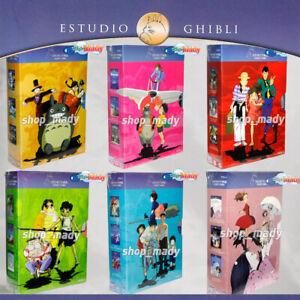Paquete Studio Ghibli - 18 peliculas en DVD ESPAÑOL LATINO Region 1 & 4