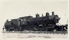 7G400J RP 1940s? TONOPAH & GOLDFIELD RAILROAD ENGINE #52 TONOPAH NV