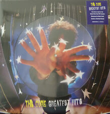 "THE CURE ""GREATEST HITS"" 2LP PICTURE DISCS SET VINYLE NEUF - BRAND NEW"