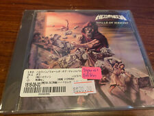 HELLOWEEN walls of jericho CD original JAPAN edition RARE GAMMA Ray kai hanson