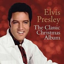 Elvis Presley Classic Christmas Album CD NEW