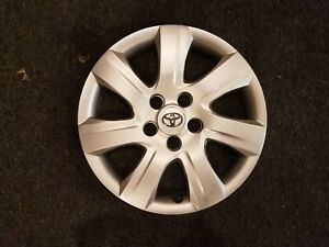 "1 New 2010 10 2011 11 Camry 16"" Hubcap Wheel Cover 61155"