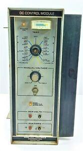 Ross Hill DC Control Module 0522-2400 REV. X | S.No. 5734