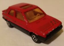Vintage Majorette 1/54 Scale Renault 11 #275 Diecast Car Made In France CLEAN