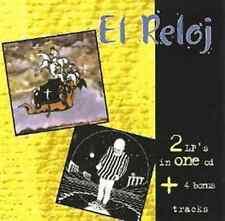 """El Reloj:  """"First Album & Second Album""""  (2 on 1 CD)"""