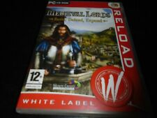 Medieval lords  Build defend expand  pc game