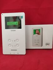 VIDEX 6378 HANDS FREE VIDEO MONITOR NEW