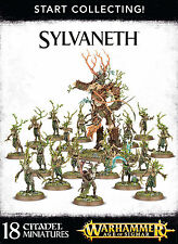Start Collecting Sylvaneth Wood Elves Warhammer Age of Sigmar Fantasy NEW
