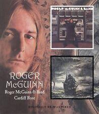 Roger Mcguinn & Band/Cardiff Rose - Roger Mcguinn (2007, CD NEUF)