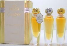 So Pretty de Cartier L Ecrin Trois Ors 3 x 7,5 ml Pafum / Extrait