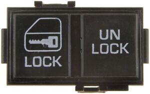 Door Lock Switch Front Left Dorman - OE Solutions 901-007 Limited Warranty