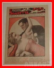 LA SIGARETTA 823 NERBINI 7/5/1922 rivista erotica