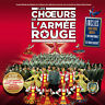 LES CHOEURS DE L ARMEE ROUGE - CD - L INTERNATIONALE