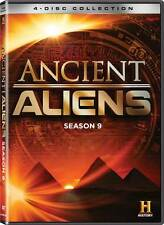 Ancient Aliens: History Channel TV Series Complete Season 9 Box/DVD Set NEW!
