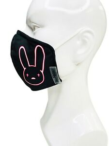 Bad Bunny Face Mask