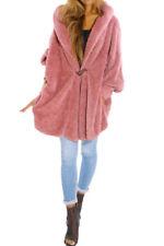 Manteaux et vestes rouges en polyester pour femme taille 40