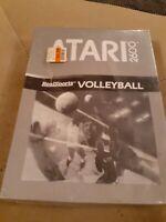 Realsports Volleyball *BW* box for Atari 2600 ▪︎BRAND NEW ▪︎FREE SHIPPING ▪︎