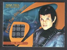 STAR TREK CELEBRATING 40 YEARS 2006 FROM THE ARCHIVES COSTUME CARD #C22 TAL