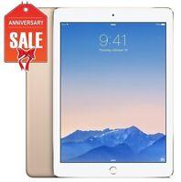 Apple iPad Air 2 32GB, Wi-Fi, 9.7in - GOLD (Latest Model) - Grade B+ (R-D)