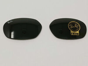 Ray-Ban RB2016 Daddy-O Poly G-15 58mm Authentic Replacement Lenses A&S