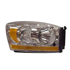 2006 Dodge Ram 1500 2500 3500 Headlight Passenger side CH2519114