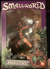 Smallworld Amazon Statue Days Of Wonder Ltd. Ed. FREE US Shipping
