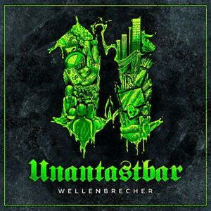 Unantastbar - Wellenbrecher (Digipak) (CD), NEU + OVP