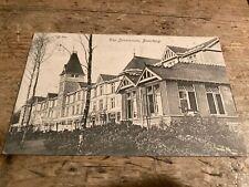 More details for postcard. the sanatorium, banchory. 1905.    ref373