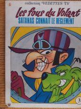 SATANAS LES FOUS DU VOLANT COLLECTION VEDETTES TV  1973