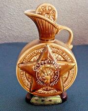 Elks 1868-1968 Centennial 1963 Jim Beam Whiskey Decanter