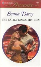 The Cattle King's Mistress (Kings Of The Outback) (Harlequin Presents, 2110), Em