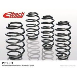 1 Jeu de suspensions, ressorts EIBACH E5530-140 Pro-Kit convient à