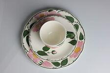 Villeroy & Boch Wildrose Gedeck Tasse Teller Untertasse Kaffeegedeck