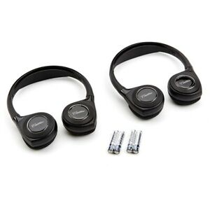 Fits 2015-2021 Cadillac XT5 2015-2018 Escalade OEM Set of 2 Headphones with Logo
