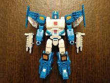COMPLETE Transformers Titans Return Deluxe Autobot Wrecker Topspin w/ Freezeout