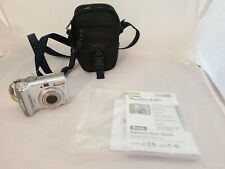 Canon PowerShot A560 Digital Point And Shoot Camera 7.1MP Silver Works Great!
