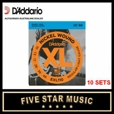 D'Addario Exl110 Regular String Set Electric Guitar