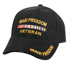OIF Iraq War Veteran Baseball Cap Hat Operation Iraqi Freedom Rothco 9338