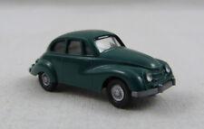 DKW F89 grün Wiking 1:87 H0 ohne OVP [SU1]