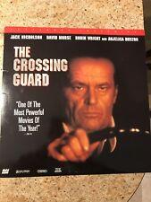 The Crossing Guard Letterbox Laserdisc