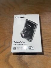 Canon PowerShot ELPH 190 IS Digital Camera with 10x Optical Zoom, Wi-Fi - Blue